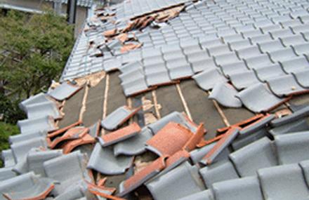 空き家の老朽化に伴う災害